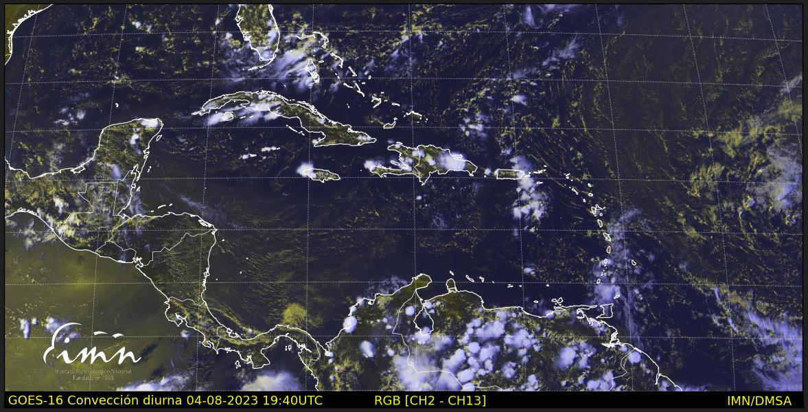 Convección diurna